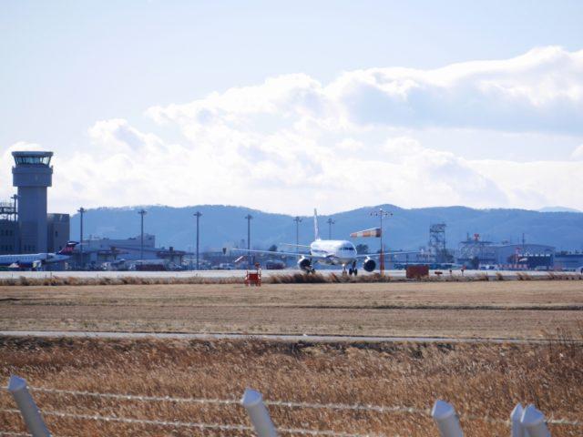 ANA仙台空港