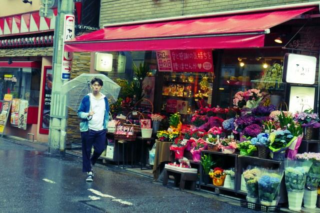 国分町の花屋さん