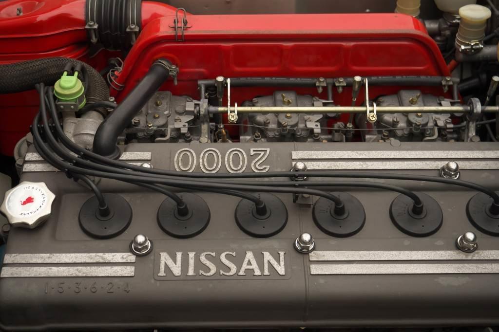 GTRエンジン(カラー)