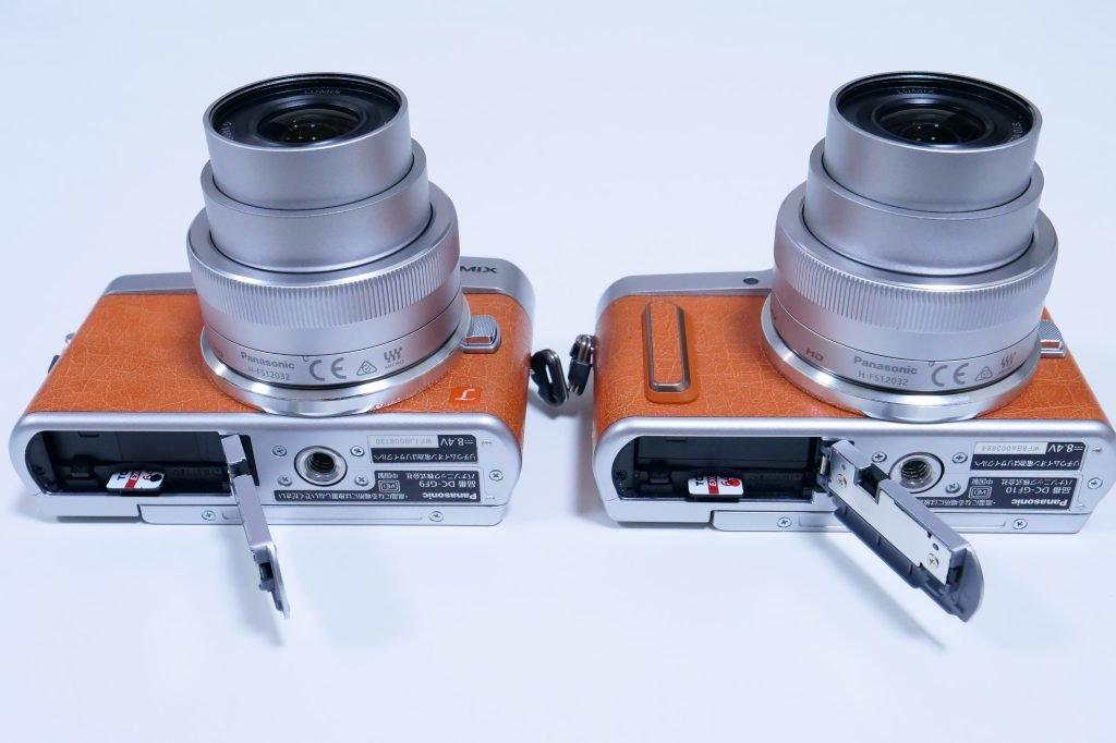 SDカード+バッテリー