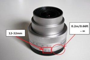 LUMIX G12-32mm