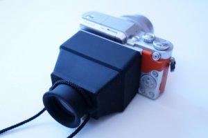 カメラにモニタリングプロをつけた